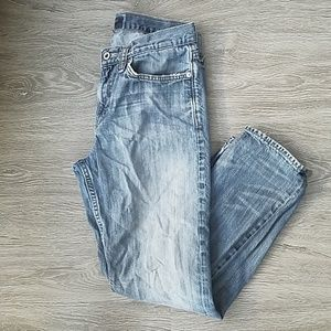 Banana Republic Boot cut denim jeans. Size 30x30